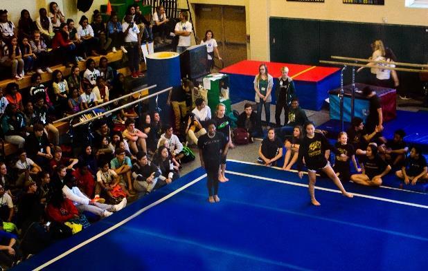 Boys Gymnastics: Baton Rouge High Wins Team Title; Thomas Jefferson's Robbie Shamp Claims All-Around