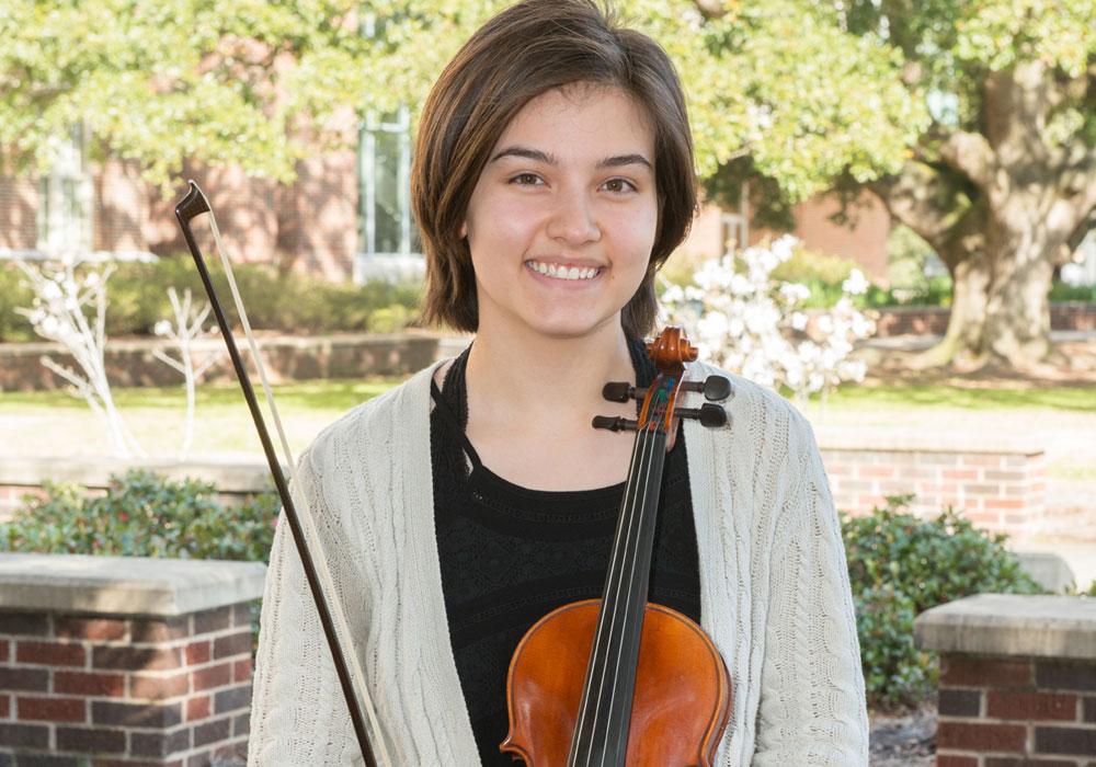 Erina Buchholz, Class of 2018