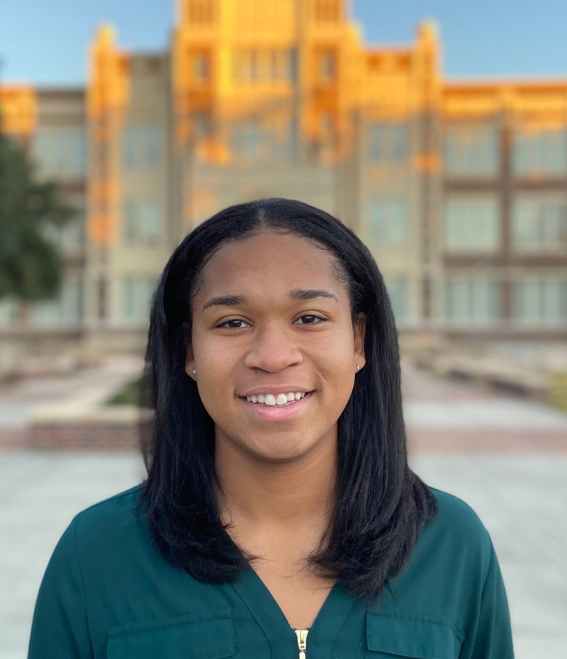 BRMHS Student of the Year and EBR Finalist – Autumn Edwards