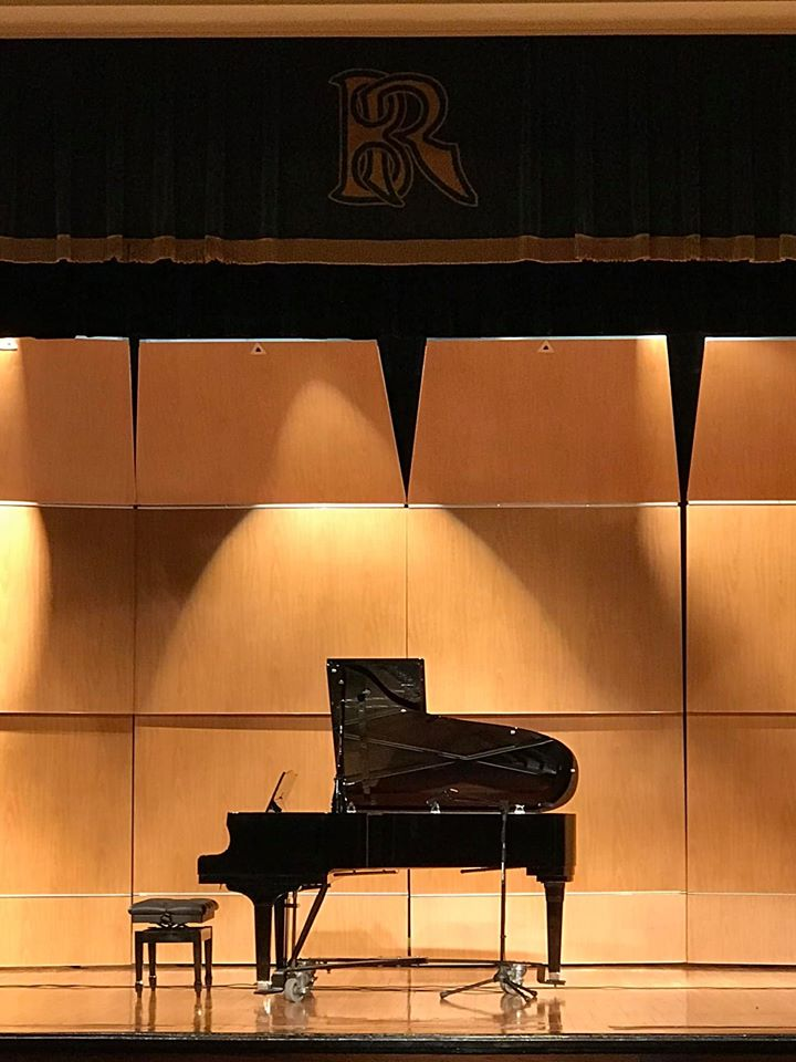 Baton Rouge Magnet High Dedicates Grand Piano to the Memory of Robbie Giroir and Lesli Wood