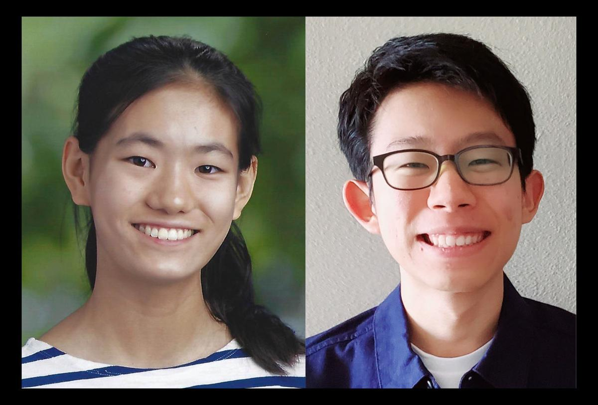 Two Baton Rouge High students named Presidential Scholars
