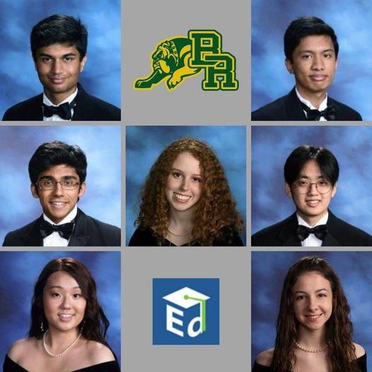 8 BRMHS Students are Chosen as Presidential Scholar Candidates